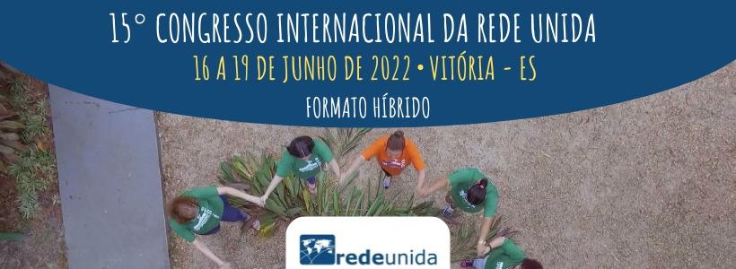 15º Congresso Internacional da Rede Unida